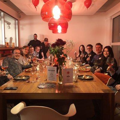 Lauf-Dinner Speed Dating
