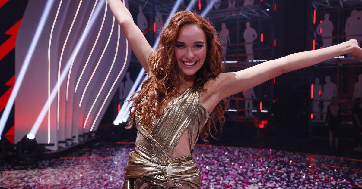 Gntm Germanys Next Topmodel Finale Jacky