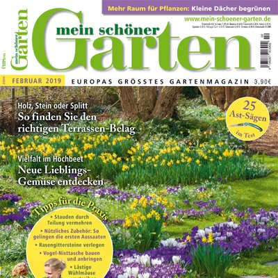 Marken: Europas größtes Gartenmagazin