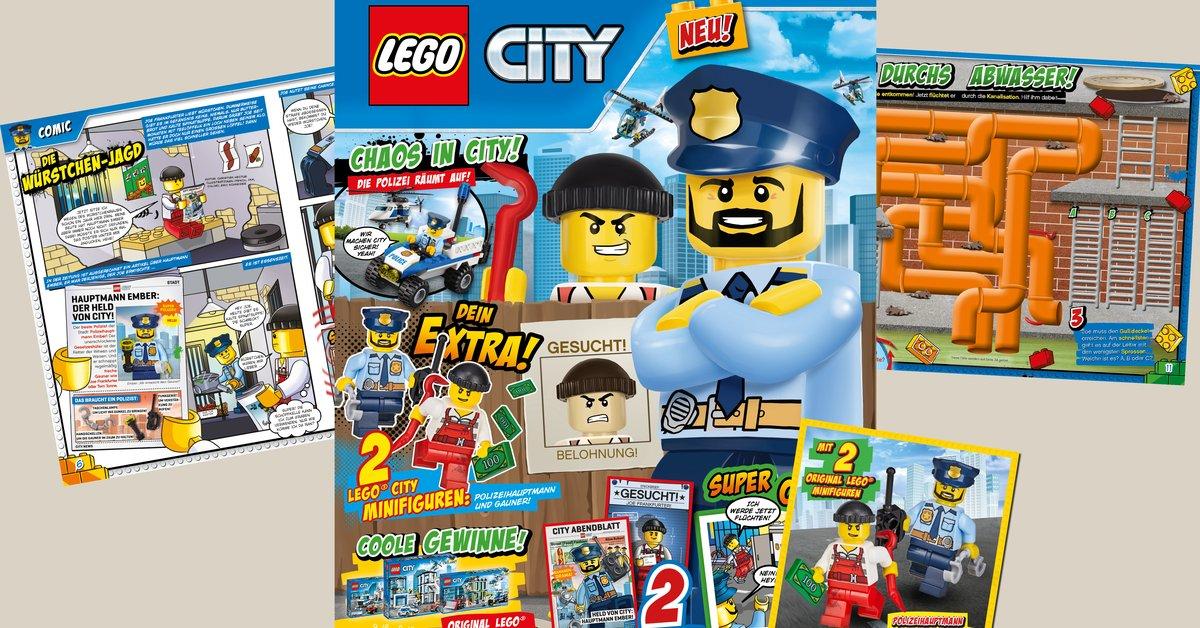 news let s go to lego city. Black Bedroom Furniture Sets. Home Design Ideas