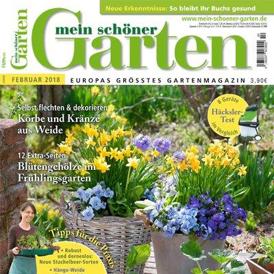 Foto Mein Schoener Garten De brands europe s gardening magazine